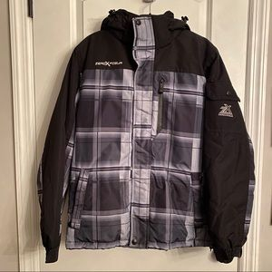 MENS SKI COAT SZ M